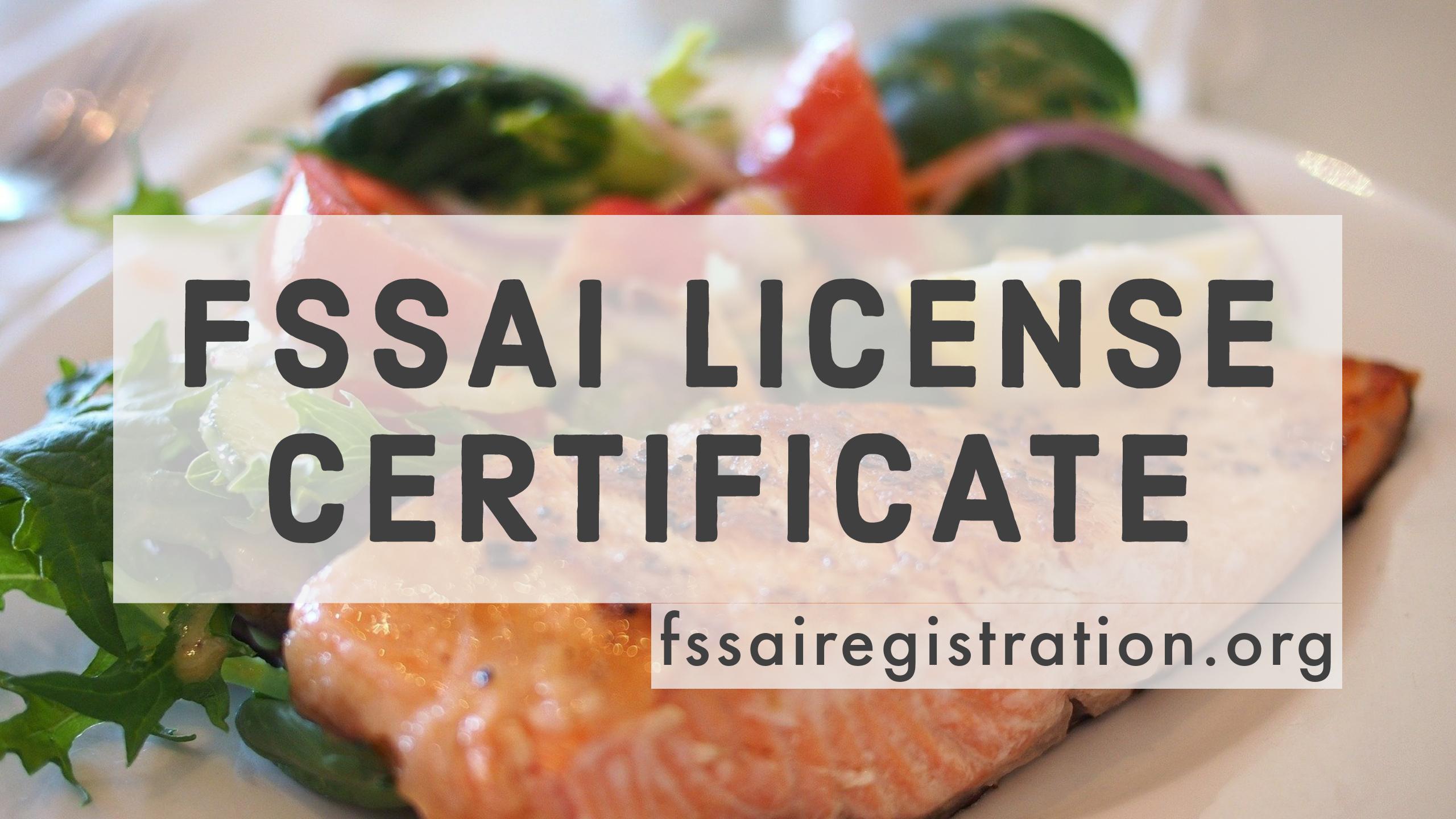 FSSAI License Benefits in India